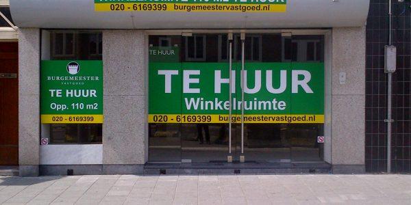 rijnstraat 60, 1079hj amsterdam - burgemeester vastgoed